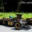 Lotus 72E JPS Ronnie Peterson Monza 1973 #2 exoto