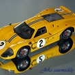 Ford GT40 Mk4 LeMans 1967 #2 exoto