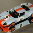 Ford GT40 Gulf LeMans 1968 #9 Spark