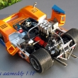 McLaren M8A Can-Am 1968 #4 GMP